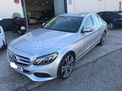 usado Mercedes C250 C 250155 kW (211 CV) 4p