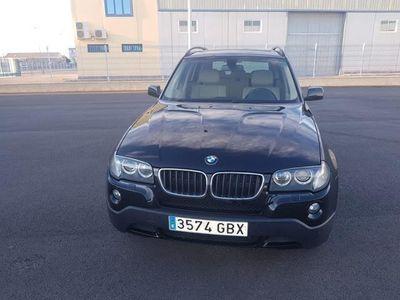 brugt BMW X3 xDrive 20d