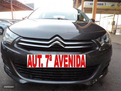 used Citroën C4 C4BlueHDi 73KW 100CV Feel Edition