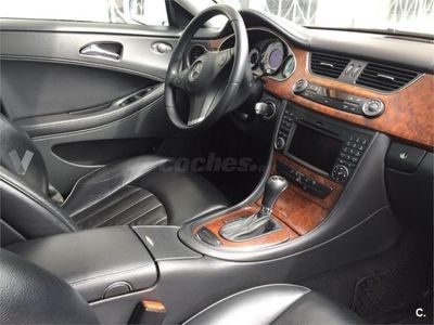 usado Mercedes CLS320 Clase ClsCdi 4p. -09