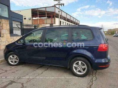 usado Seat Alhambra 2.0tdi Cr Ecomotive Style 140 140 cv en Madrid