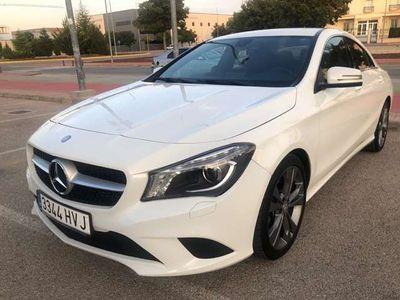 usado Mercedes CLA220 CDI 7G-DCT