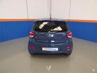 usado Hyundai i10 1.0 Tecno 5p. -15