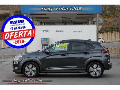 usado Hyundai Kona Eléctrico EV 150Kw 204Cv Style 5p