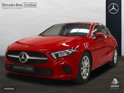 usado Mercedes A180 Clase7G-DCT