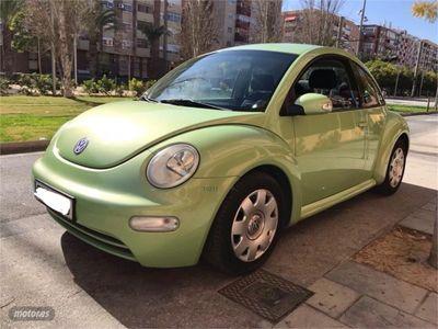 usado VW Beetle New1.6 102CV