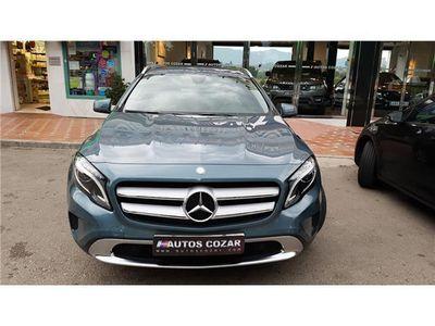 usado Mercedes GLA220 CDI Urban 4Matic 7G-DCT **Un Propietario**