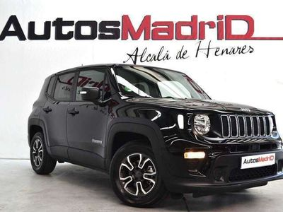 usado Jeep Renegade 1.0G 88kW Limited 4x2, Segunda Mano, Madrid