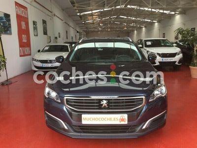 usado Peugeot 508 Sw 2.0hdi Active 140 140 cv en Malaga