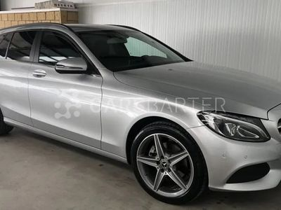 usado Mercedes C220 Estate 220d 7G Plus