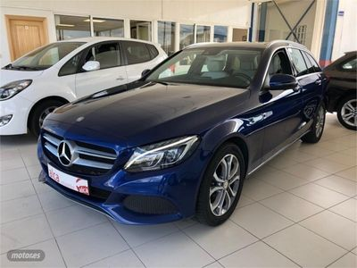 gebraucht Mercedes C250 Clase Cd Avantgarde Estate