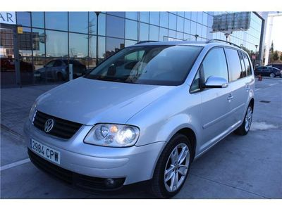 usado VW Touran 2.0TDI Highline DSG