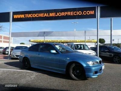 usado BMW 320 Serie 3 CD 150 CV