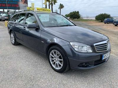 usado Mercedes C220 Estate CDI BE Edition Avantgarde 7G