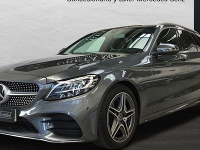 usado Mercedes 220 Clase C Estate9G-Tronic