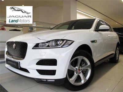 usado Jaguar F-Pace 3.0TDV6 Prestige Aut. AWD 300cv