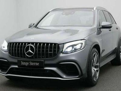 usado Mercedes GLC63 AMG GLC 63 AMGAMG 4Matic+ Speedshift MCT 9G