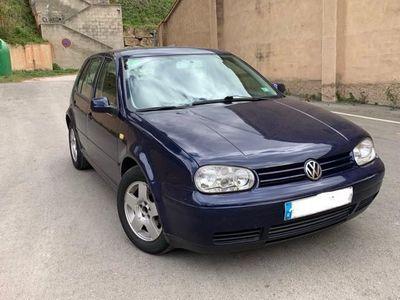 brugt VW Golf 1.6 Highline 100