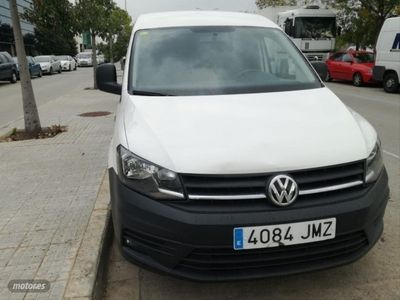 usado VW Caddy Furgon 1.6 TDI 75CV