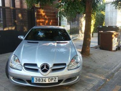 usado Mercedes SLK350 Clase SLK-05
