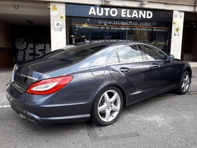 usado Mercedes 350 Clase CLS CLASECDI AMG