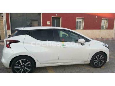 usado Nissan Micra Ig-t S&s N-connecta 90 90 cv en Sevilla