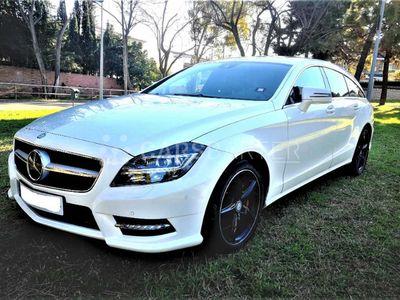 usado Mercedes CLS350 350 AMG 5p