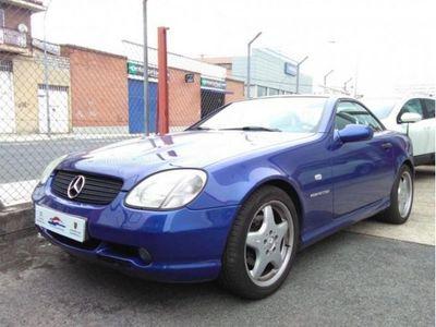 usado Mercedes 230 Clase SLK CLASE KOMPRESSOR AMG