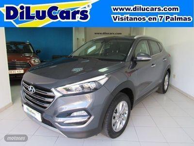 usado Hyundai Tucson 1.7CRDI BD Tecno 4x2