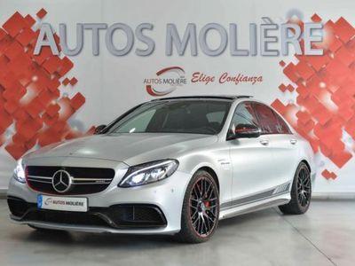 usado Mercedes C63 AMG S EDITION 1