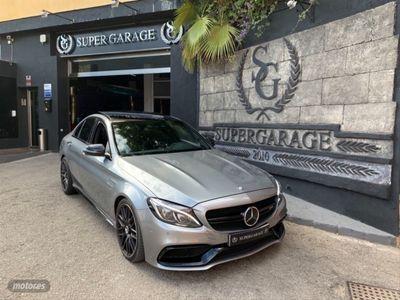 usado Mercedes C63 AMG AMG MATRICULA ESPAÑOLA