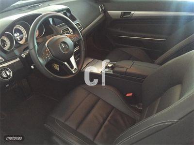 usado Mercedes E250 Clase E Cabrio