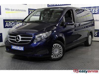 usado Mercedes V250 Largo 8PLAZAS 190cv BlueTEC