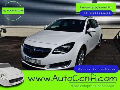 usado Opel Insignia 1.6CDTI S&S Business 136