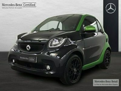 usado Smart ForTwo Electric Drive coupe / EQ passion