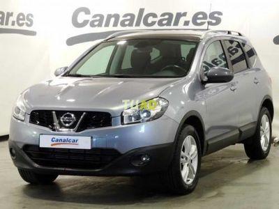 usado Nissan Qashqai +2 1.5dCi Acenta 4x2 7 Plazas 110CV