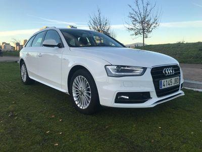brugt Audi A4 Avant 2.0TDI 150cv S-LINE Edition *RE-ESTRENO*