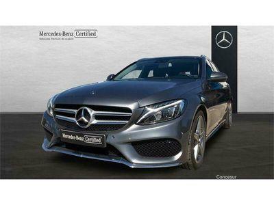 usado Mercedes C220 Estate
