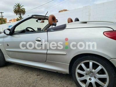 usado Peugeot 206 CC 1.6 110 cv en Alicante
