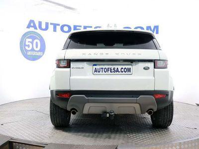 usado Land Rover Range Rover evoque 2.0 TD4 SE 150cv Dynamic 4x4 Auto S/S 5p del 2016