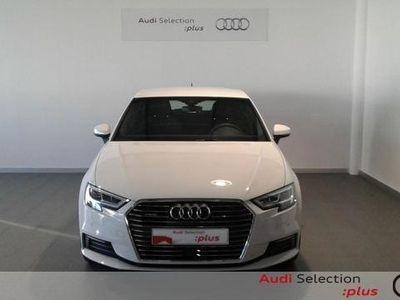 usado Audi A3 Sportback S line 40 e-tron 150 kW (204 CV) S tronic Híbrido Electro/Gasolina Blanco matriculado el 01/2020