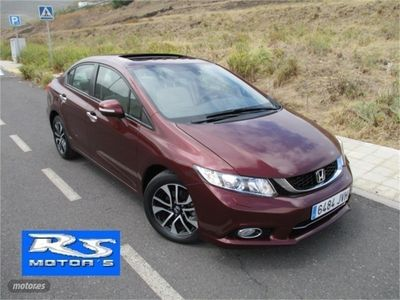 usado Honda Civic 1.8 iVTEC Elegance Auto