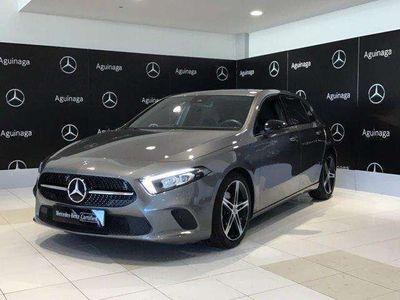 usado Mercedes A180 d 7 VEL AUT + PREMIUM + NIGHT /// OPORTUNIDAD//