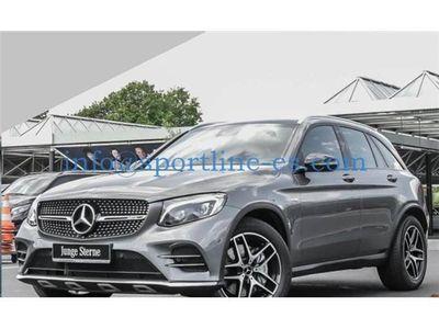 używany Mercedes GLC43 AMG AMG AMG 4M Panorama Comand Kamera LED/ILS