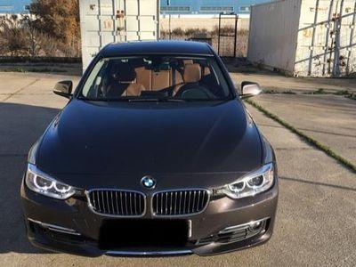 usado BMW 328 Serie 3 F30/F80 xDrive Luxury