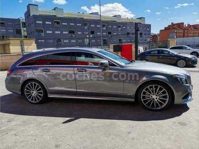 usado Mercedes CLS350 Clase ClsBt Aut. 258 cv en Madrid