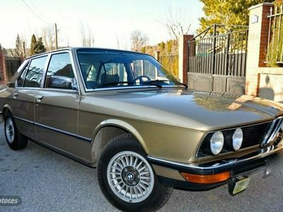 usado BMW 518 518 E12 COLECCION PRIVADAE12 ELEGANCE