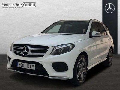usado Mercedes GLE350 d 4M SUV