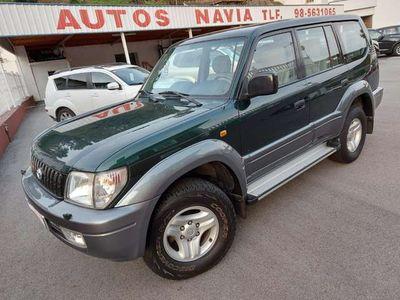 usado Toyota Land Cruiser 3.0 TD VX. KMS REALES. SEMINUEVO