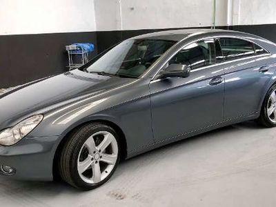 usado Mercedes CLS320 320CDI Grand Edition Aut.